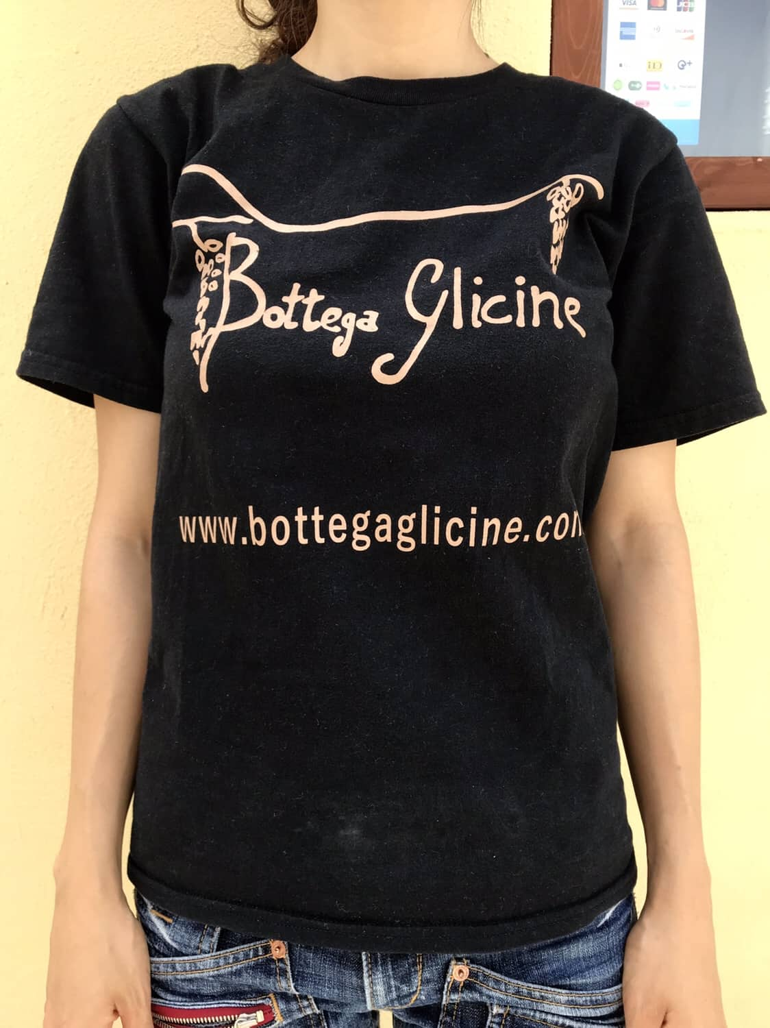 bottegaglicine original t-shirts